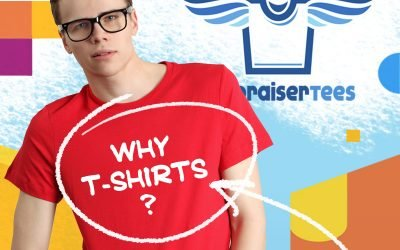 Why Should I Do My T-Shirt Fundraiser Online?